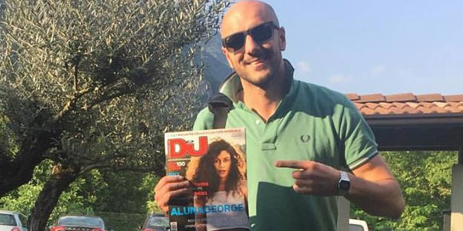 Press review on Dj Mag