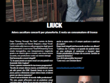 LIUCK ON DANCELAND (Italian Magazine)